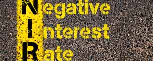 Negative Interest Rates and You