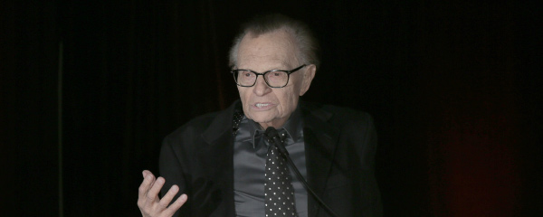 What Larry King and Prince Had in Common