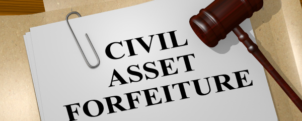 The End of Civil Forfeiture—NOT