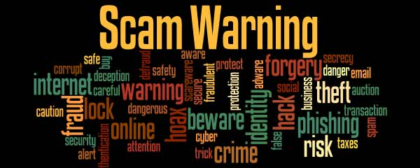 Don't Be Taken by One of the World's Oldest Scams