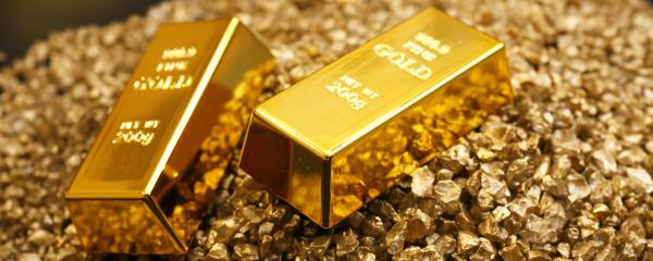 Are We Nearing Peak Gold?