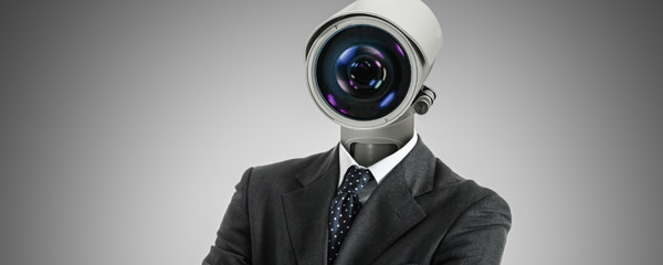 How Your Boss' Prying Eyes Could Land You a Visit from the Feds