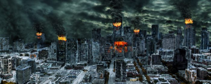 Preparing for the End of the World as We Know it